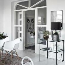 Фото из портфолио Ультрасовременная квартира в г.Хельcинки – фотографии дизайна интерьеров на INMYROOM