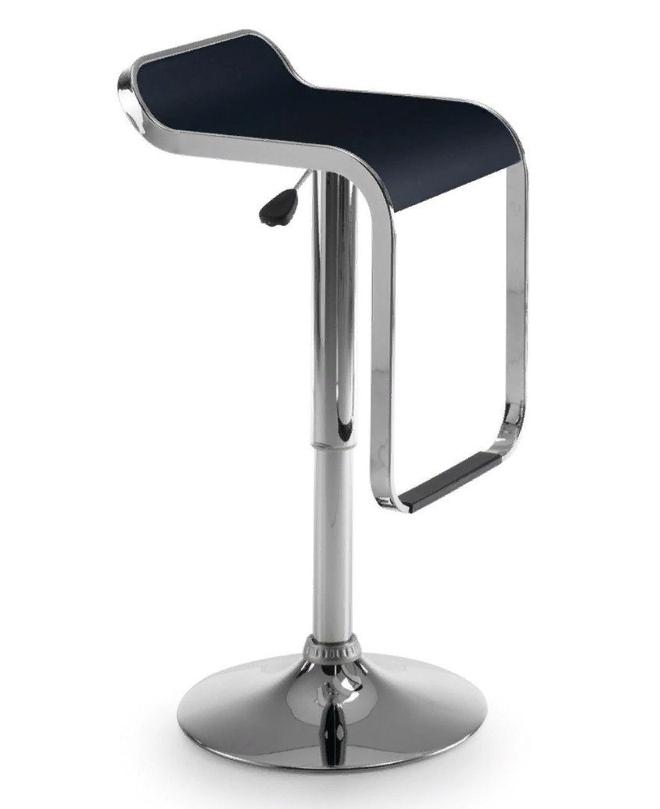 Барный стул Julia Grup Las Vegas черный