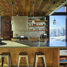 Фото из портфолио Загородный дом для отдыха на природе – фотографии дизайна интерьеров на INMYROOM