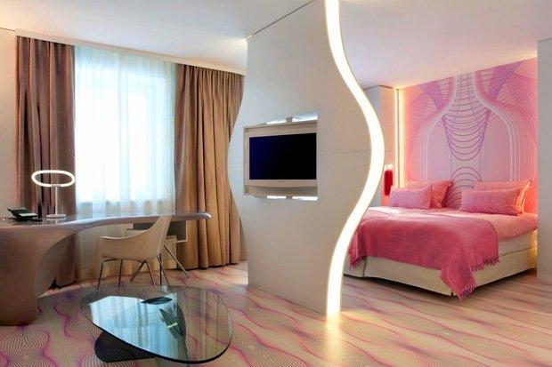 Фотография: Спальня в стиле Современный, Стиль жизни, Советы, Карим Рашид – фото на InMyRoom.ru
