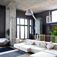 Фотография: Гостиная в стиле Лофт, Современный, Эклектика, Декор интерьера, Декор дома – фото на InMyRoom.ru