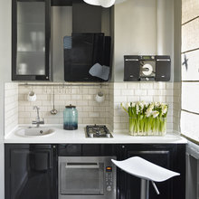 Фотография: Кухня и столовая в стиле Скандинавский, Квартира, Проект недели – фото на InMyRoom.ru