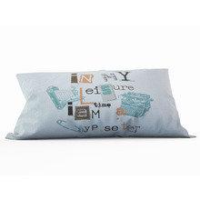Детская подушка: Будни писателя