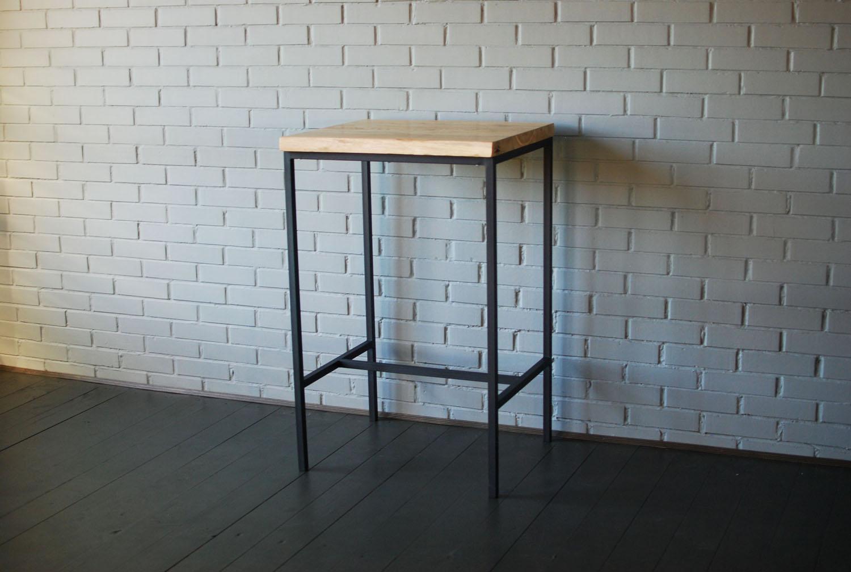 Купить Барный стол Dub 01 из массива дуба, inmyroom, Россия