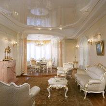 Фото из портфолио Квартира в Классическом стиле 210 кв.м. – фотографии дизайна интерьеров на InMyRoom.ru