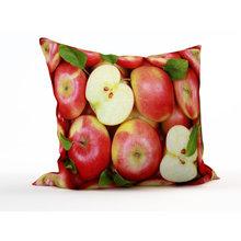Диванная подушка: Наливные яблочки