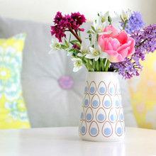 Фотография: Флористика в стиле , Малогабаритная квартира, Квартира, Цвет в интерьере, Дома и квартиры, Цветы – фото на InMyRoom.ru