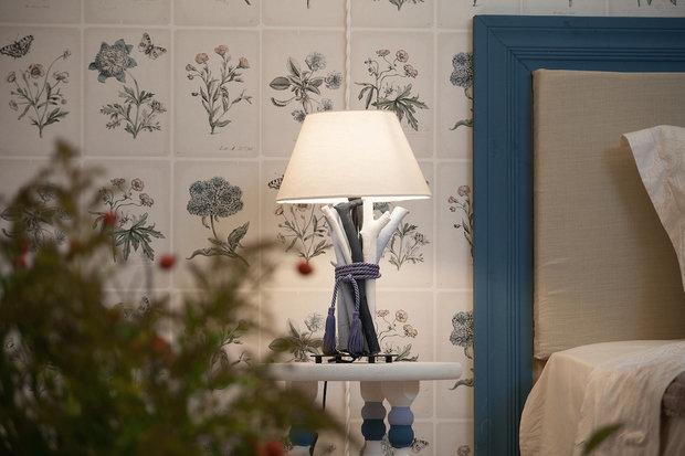 Фотография: Мебель и свет в стиле Прованс и Кантри, Спальня, Интерьер комнат – фото на InMyRoom.ru
