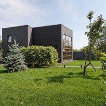 Фотография: Ландшафт в стиле , Дом, Терраса, Дома и квартиры, Минимализм, Киев – фото на InMyRoom.ru