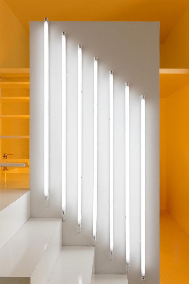 Фотография: Декор в стиле Современный, Малогабаритная квартира, Квартира, Цвет в интерьере, Дома и квартиры, Белый – фото на InMyRoom.ru