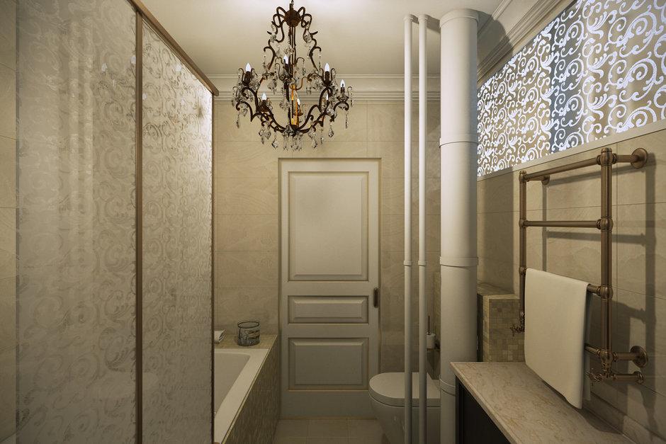 Фотография: Ванная в стиле Прованс и Кантри, Квартира, Дома и квартиры, IKEA, Проект недели, Москва – фото на InMyRoom.ru