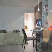 Фото из портфолио квартира малахово  – фотографии дизайна интерьеров на INMYROOM