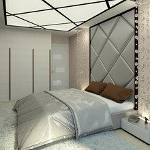 Фото из портфолио Спальня для молодой пары. – фотографии дизайна интерьеров на InMyRoom.ru