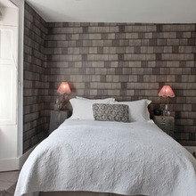 Фотография: Спальня в стиле Кантри, Скандинавский, Дом, Великобритания, Дома и квартиры – фото на InMyRoom.ru