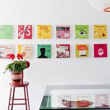 Фотография: Декор в стиле Современный, Декор интерьера, Дом, Цвет в интерьере, Дома и квартиры, Белый, Картина – фото на InMyRoom.ru