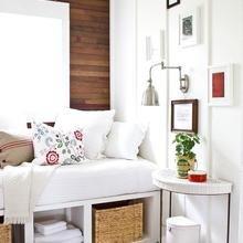 Фотография: Декор в стиле , Декор интерьера, Декор дома, Цвет в интерьере, Белый, Ретро, Шебби-шик – фото на InMyRoom.ru