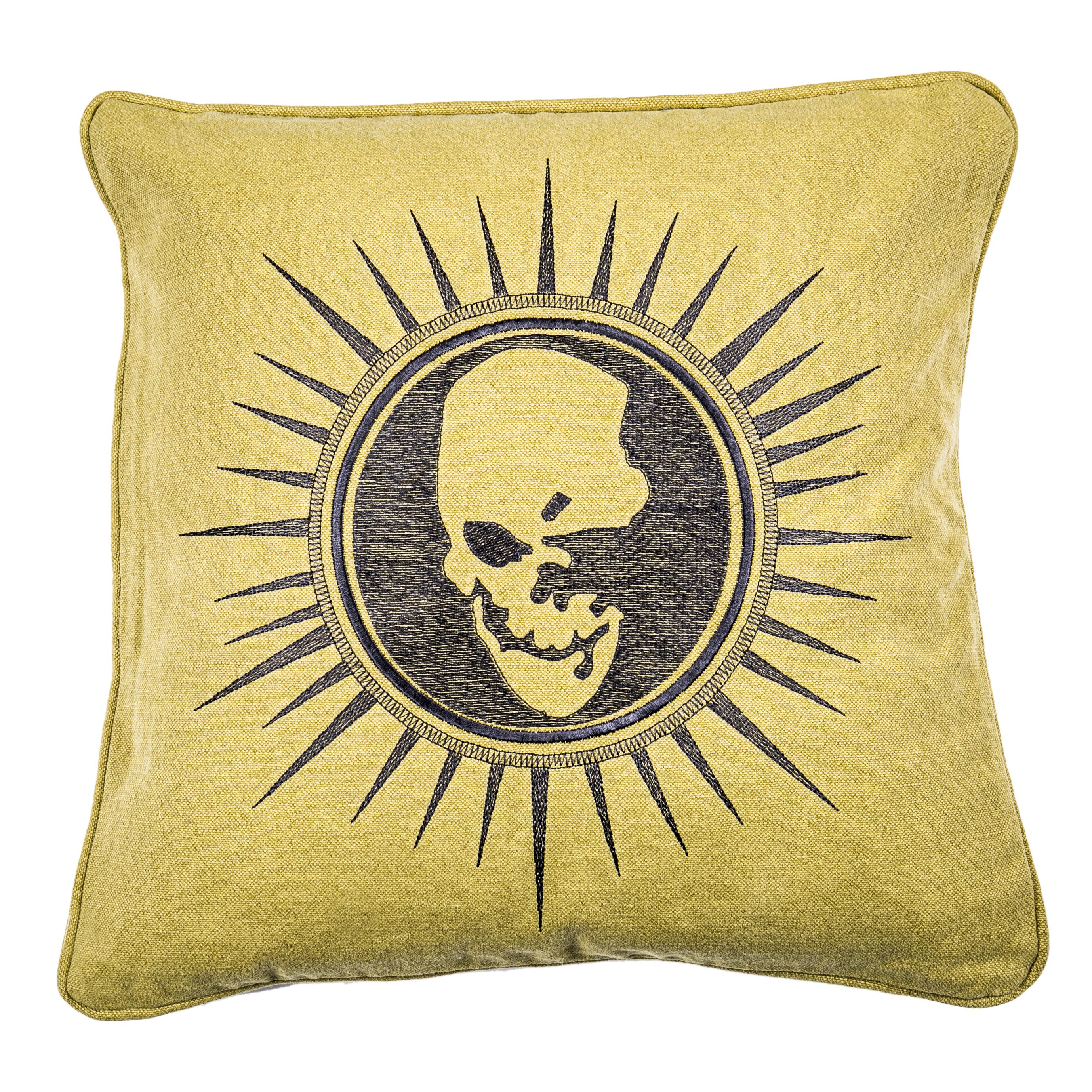 Купить Декоративная подушка Sferol с изображением черепа, inmyroom, Китай