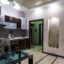 Фотография: Кухня и столовая в стиле Современный, Декор интерьера, Малогабаритная квартира, Квартира, Декор дома, Переделка, Ар-деко – фото на InMyRoom.ru
