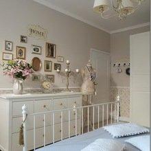 Фотография: Спальня в стиле Классический, Современный, Цвет в интерьере – фото на InMyRoom.ru