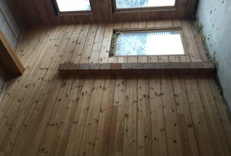 Помогите с освещением в доме с высокими потолками