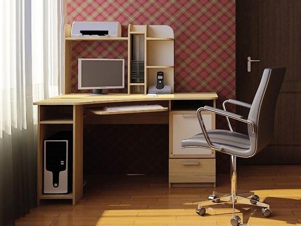 Фотография: Планировки в стиле , Кабинет, Декор интерьера, Квартира, Дом, Офис, Мебель и свет, Советы – фото на InMyRoom.ru