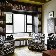 Фото из портфолио Смелое использование цвета в интерьере – фотографии дизайна интерьеров на INMYROOM