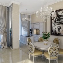 Фото из портфолио Тель-Авив, апартаменты – фотографии дизайна интерьеров на INMYROOM