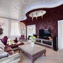 """Фото из портфолио  """"Мечта розовой феи"""" – фотографии дизайна интерьеров на InMyRoom.ru"""