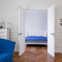 Фотография: Гостиная в стиле Минимализм, Проект недели – фото на InMyRoom.ru
