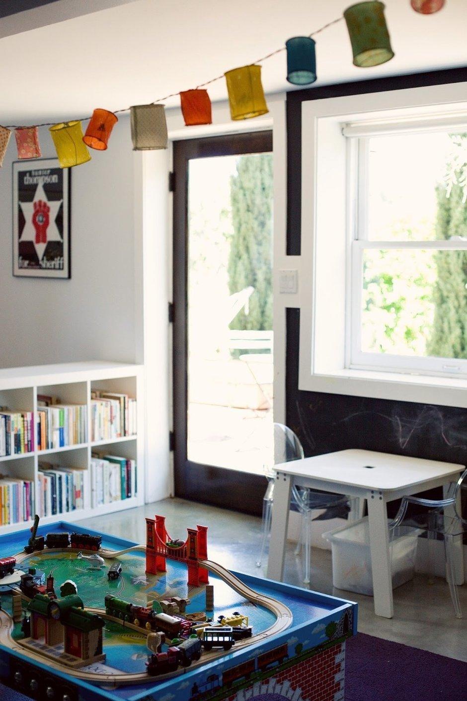 Фотография: Детская в стиле Скандинавский, Дом, Дома и квартиры, IKEA, Калифорния – фото на InMyRoom.ru