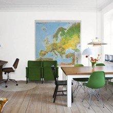 Фотография: Кабинет в стиле Кантри, Декор интерьера, DIY, Дом – фото на InMyRoom.ru