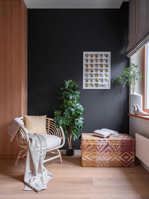 Фото из портфолио На ощупь – фотографии дизайна интерьеров на INMYROOM