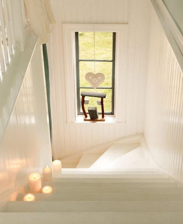 Фотография:  в стиле Скандинавский, Прованс и Кантри, Дом, Дома и квартиры, IKEA, Дача – фото на InMyRoom.ru