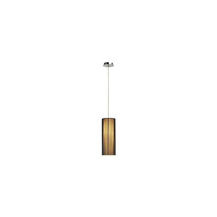 Светильник подвесной SLV Lasson PD1 никель/ черный