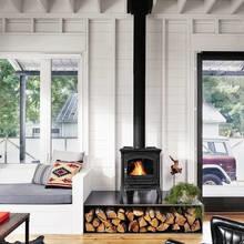 Фото из портфолио Вдохновляющий дом в городе Остин, штат Техас – фотографии дизайна интерьеров на INMYROOM