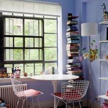 Фото из портфолио Для ценителей Книг – фотографии дизайна интерьеров на InMyRoom.ru