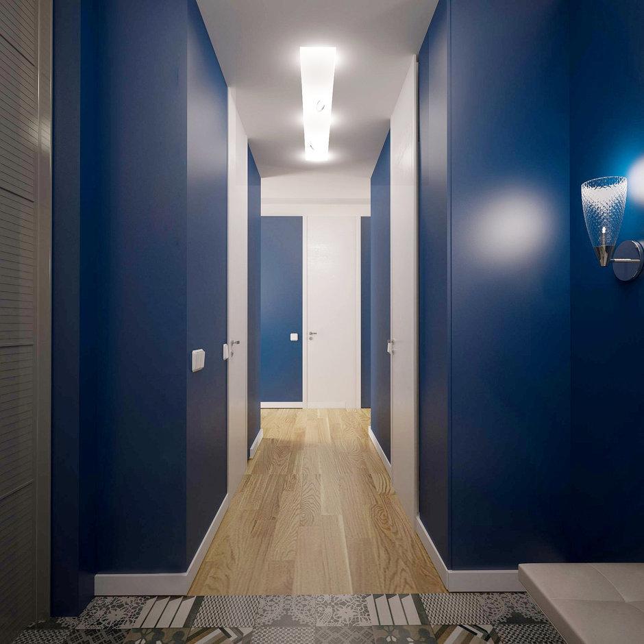 Фотография: Прихожая в стиле , Квартира, Дома и квартиры, Проект недели, Пентхаус – фото на InMyRoom.ru