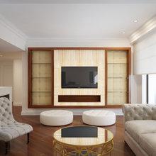 Фото из портфолио Boston Apartment – фотографии дизайна интерьеров на InMyRoom.ru
