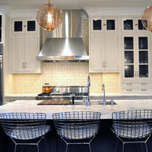 Фотография: Кухня и столовая в стиле Лофт, Интерьер комнат, Проект недели – фото на InMyRoom.ru