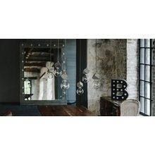Подвесной светильник Beton Makt gray, Серый