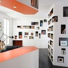 Фотография: Кабинет в стиле Современный, Квартира, Дома и квартиры – фото на InMyRoom.ru