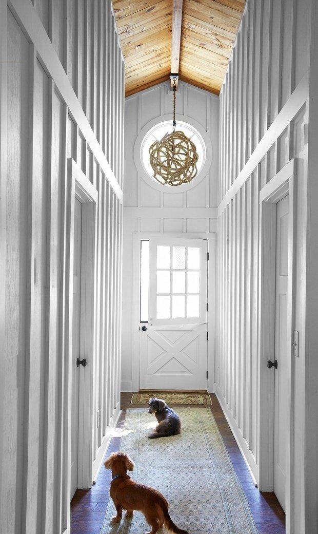 Фотография: Прихожая в стиле Прованс и Кантри, Дом, США, Дом и дача, Более 90 метров – фото на INMYROOM