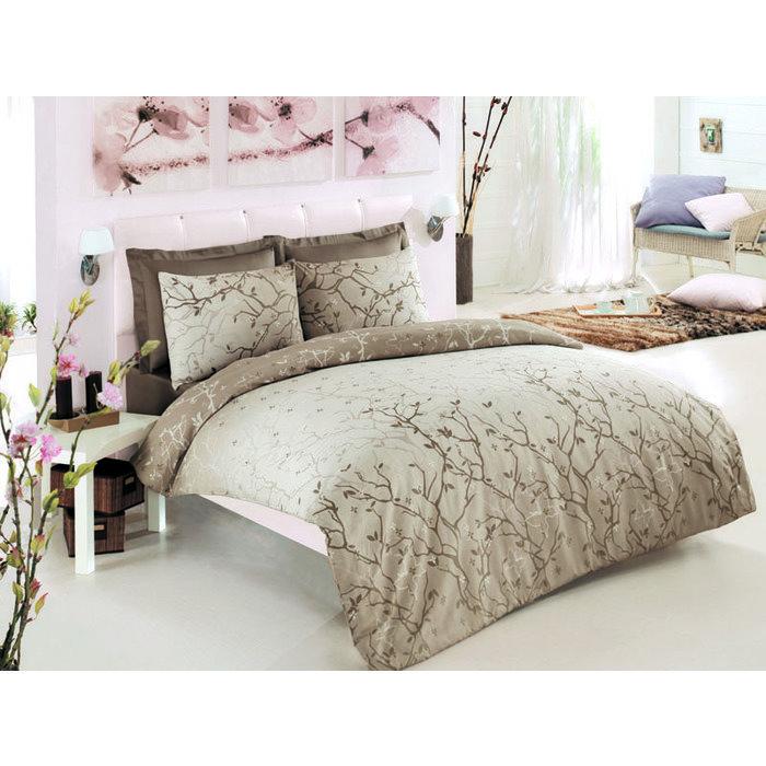 Комплект постельного белья евро Pamir