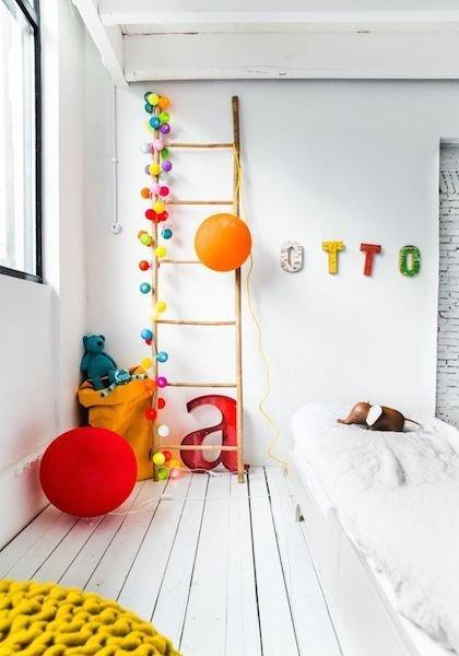 Фотография: Детская в стиле Скандинавский, Декор интерьера, Дом, Хранение, Декор, Декор дома – фото на InMyRoom.ru