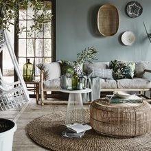 """Фото из портфолио """"Ботанический дом"""" – фотографии дизайна интерьеров на INMYROOM"""