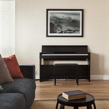 Фотография: Гостиная в стиле Современный, Классический, Квартира, Дома и квартиры, IKEA, Проект недели, Дина Салахова – фото на InMyRoom.ru