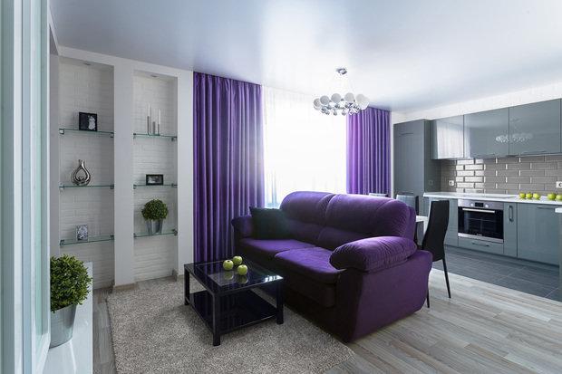 Фото из портфолио Квартира 60кв.м – фотографии дизайна интерьеров на INMYROOM