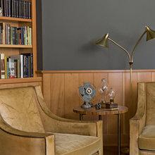 Фотография: Кабинет в стиле Эко, Декор интерьера, Дом, Дома и квартиры – фото на InMyRoom.ru
