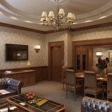 Фото из портфолио Кабинет губернатора в Москве. – фотографии дизайна интерьеров на INMYROOM