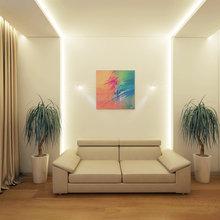 Фото из портфолио Квартира в современном стиле г.Киев – фотографии дизайна интерьеров на InMyRoom.ru
